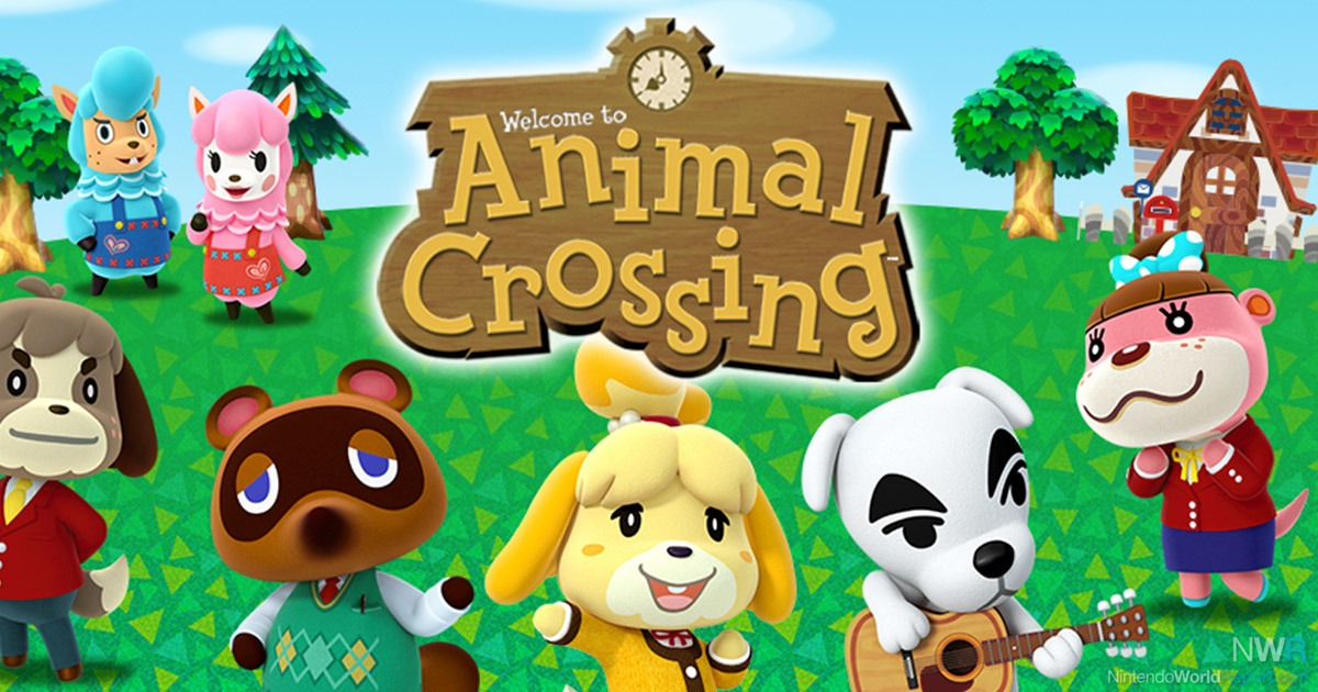 Nintendo Announces Animal Crossing