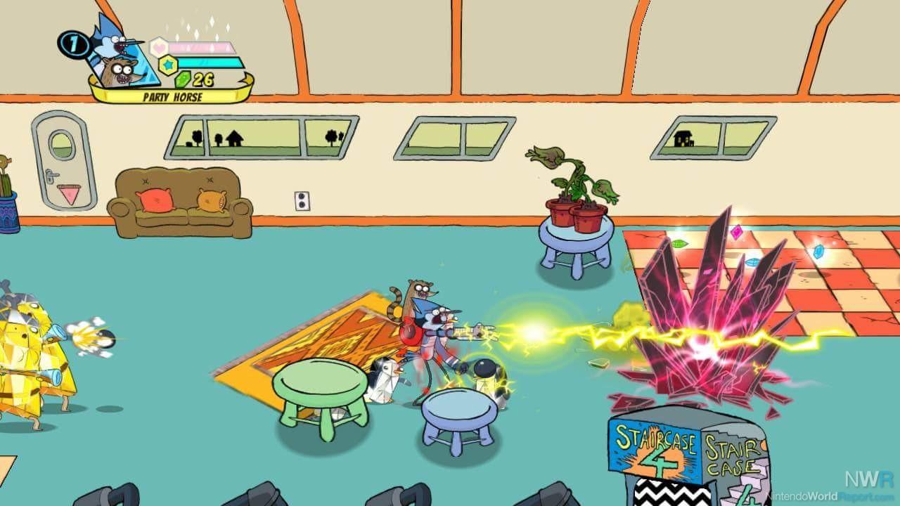 Cartoon Network Battle Crashers Review Review Nintendo World Report