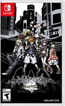 The World Ends With You: Final Remix Box Art