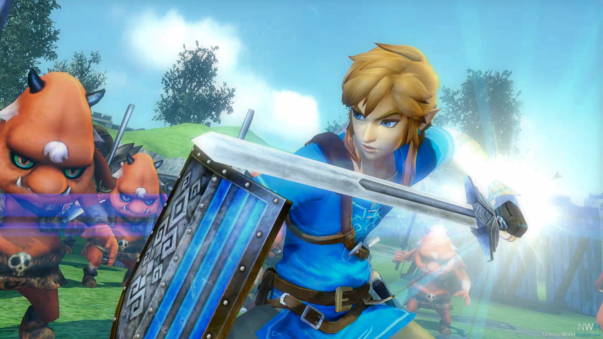 Hyrule Warriors Definitive Edition Review Review Nintendo World Report