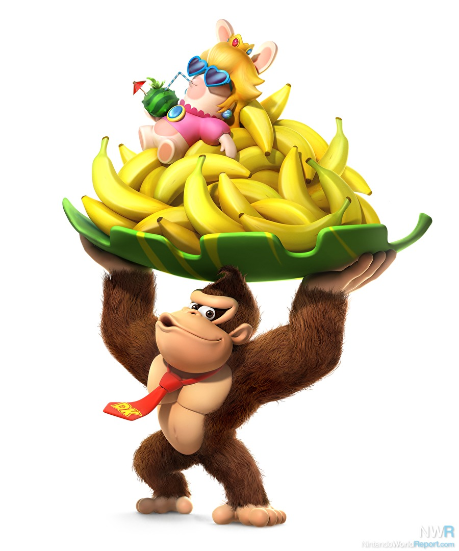 Donkey Kong Country: Tropical Freeze's 'Funky Mode' Livens up Any Box Art