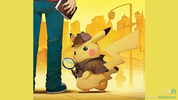 Western players can solve mysteries with Detective Pikachu this March