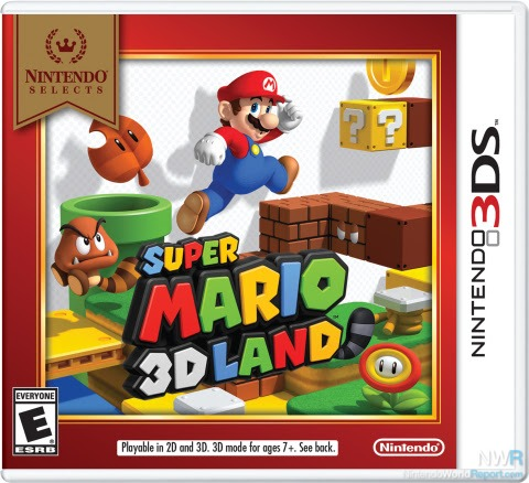Three Fantastic 3DS Games Are Joining the Nintendo Selects Library