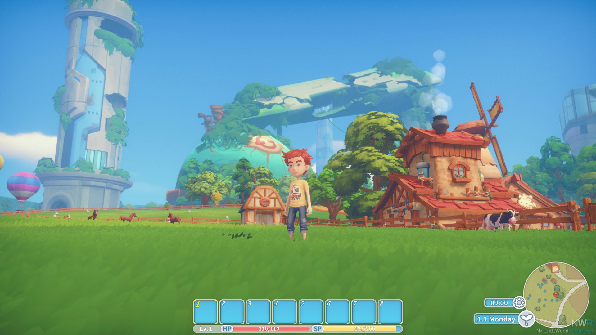 Adorable crafting sandbox My Time At Portia enters Steam early access today
