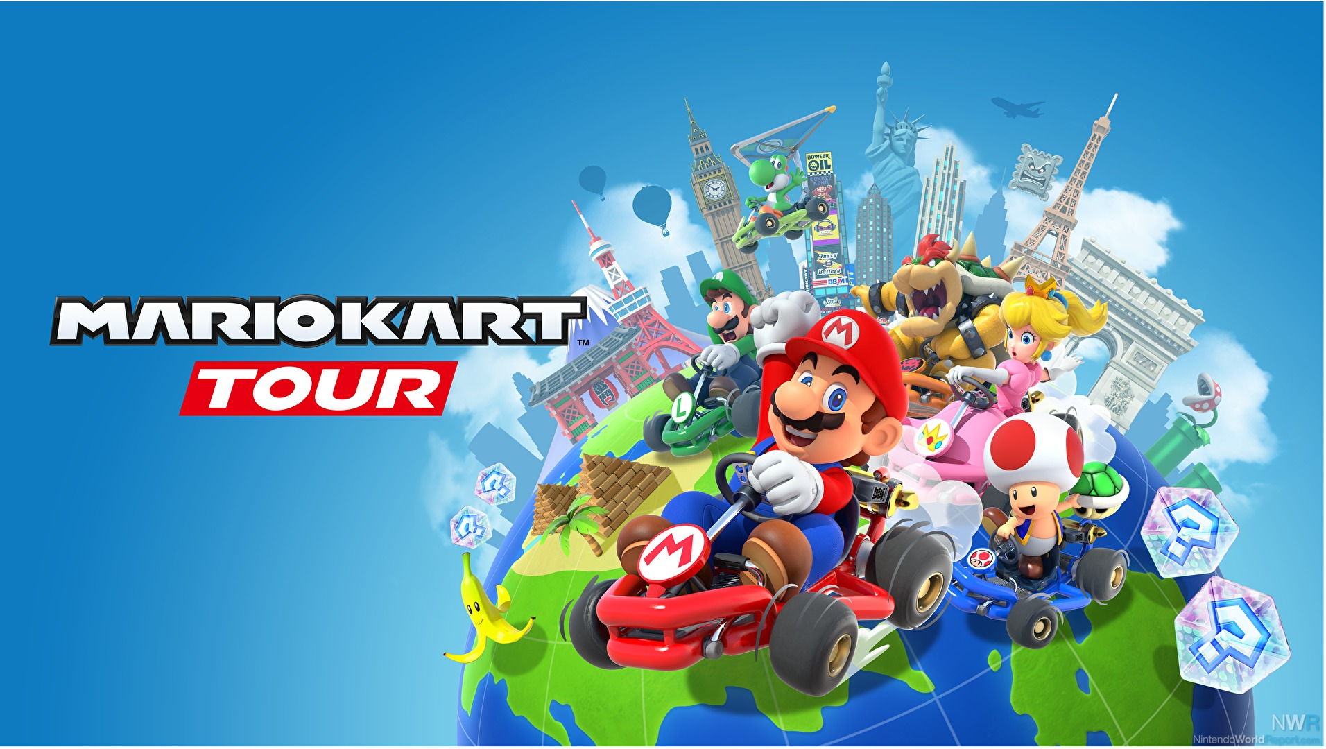 Mario Kart Tour Hands-on Preview - Hands-on Preview
