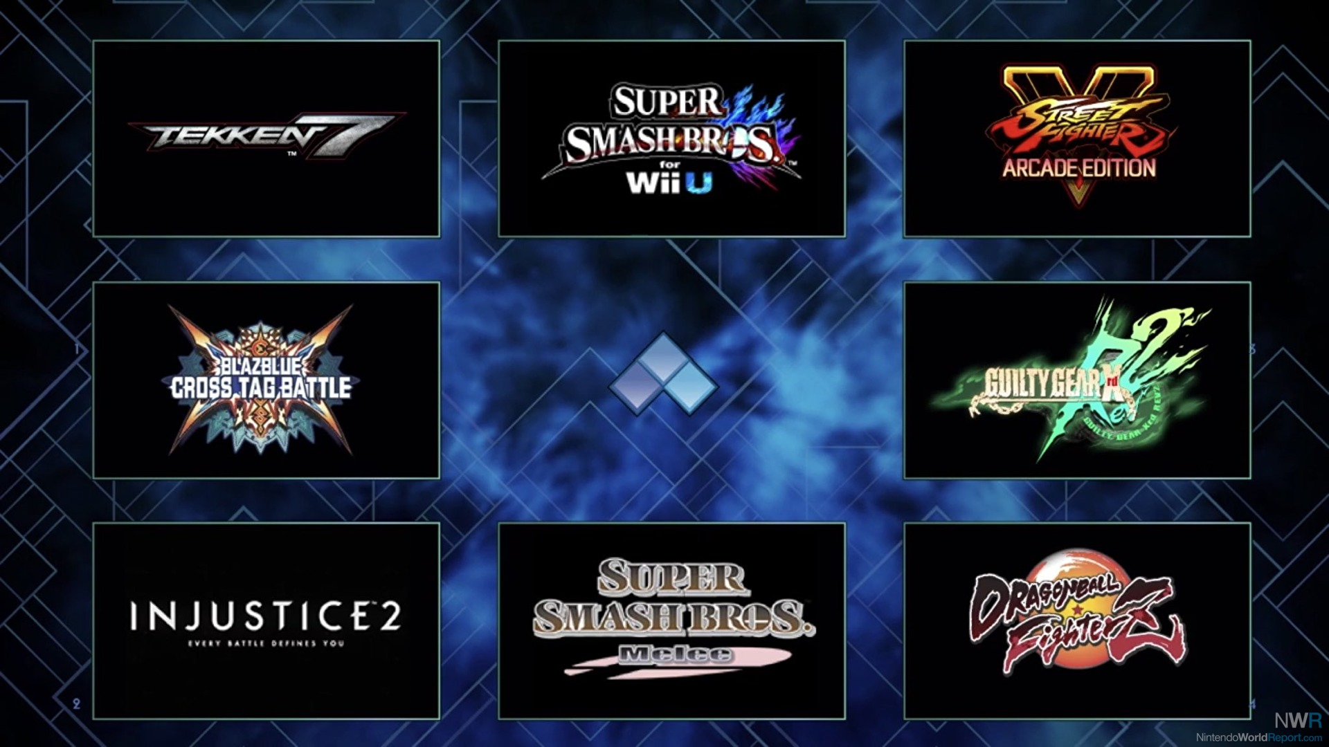 Evo 2018 lineup includes Street Fighter 5, Melee and Dragon Ball