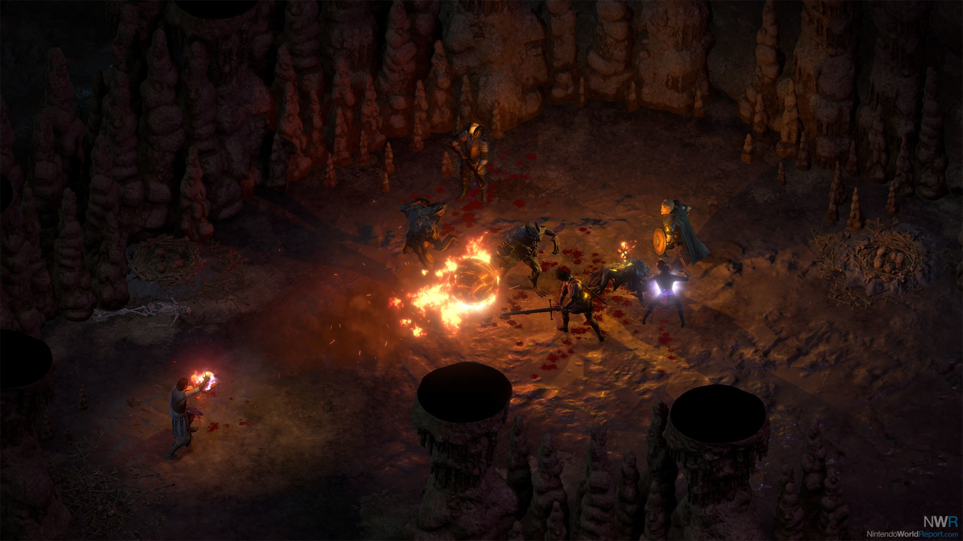 Pillars Of Eternity II: Deadfire To Light Up Switch