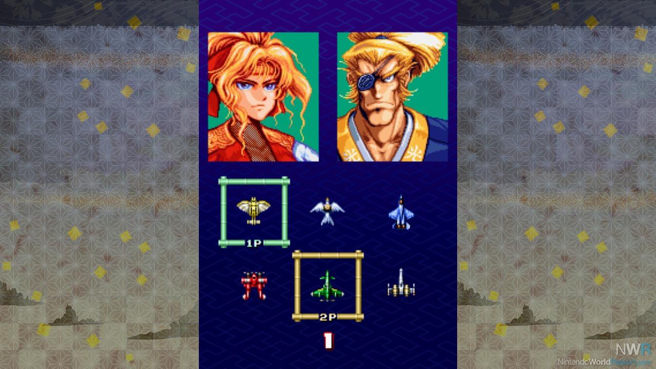 Samurai Aces - Game - Nintendo World Report