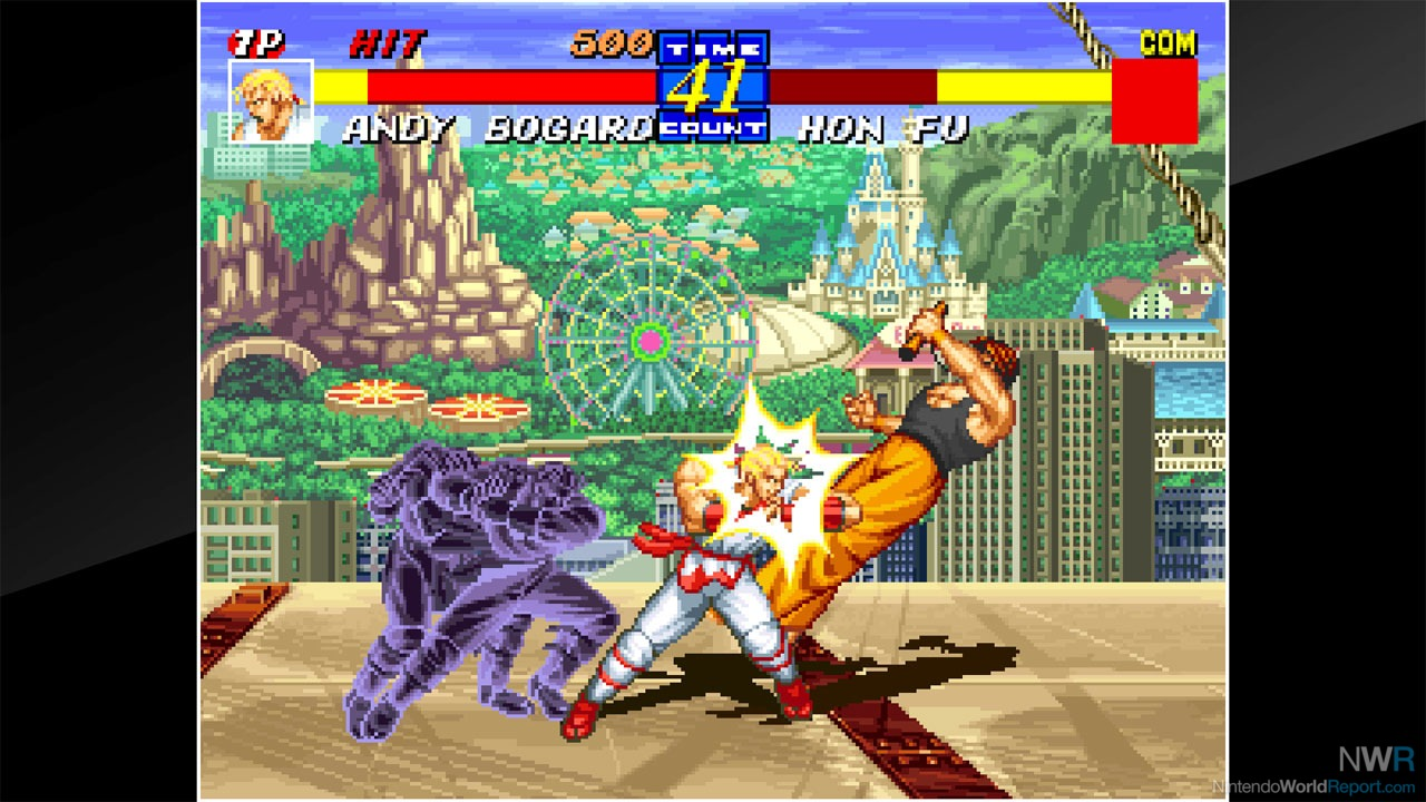 Fatal Fury 3 - Game - Nintendo World Report