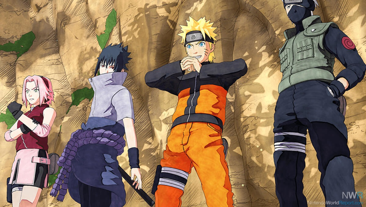 Naruto Shippuden: Ultimate Ninja Storm Trilogy Hits Nintendo Switch Next Month