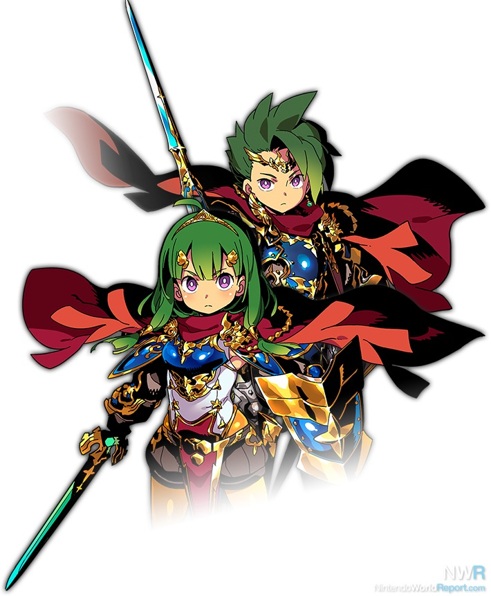 Etrian Odyssey X Announced In Japan