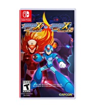 Mega Man X Legacy Collection Box Art