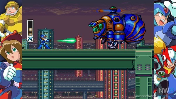 Mega Man X Legacy Collection Coming to the West This Summer