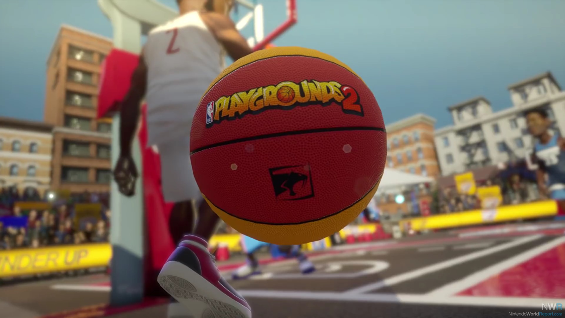 NBA Playgrounds 2 Launching this Summer