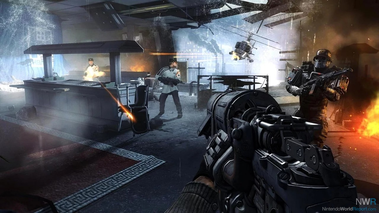 Wolfenstein II: The New Colossus Storms onto Nintendo Switch This Summer