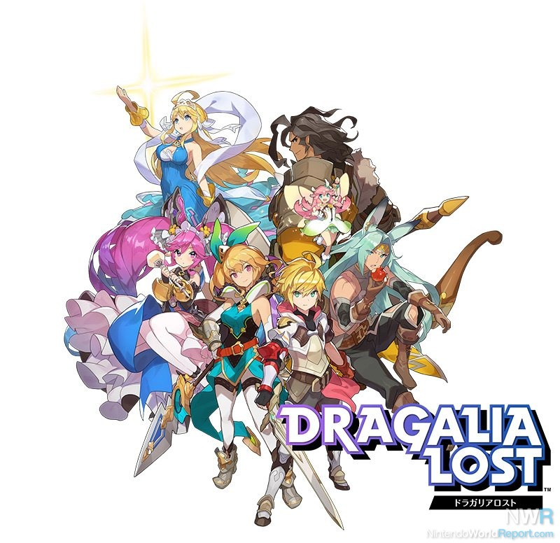 Nintendo and Cygames announce partnership for new smartphone action RPG Dragalia Lost