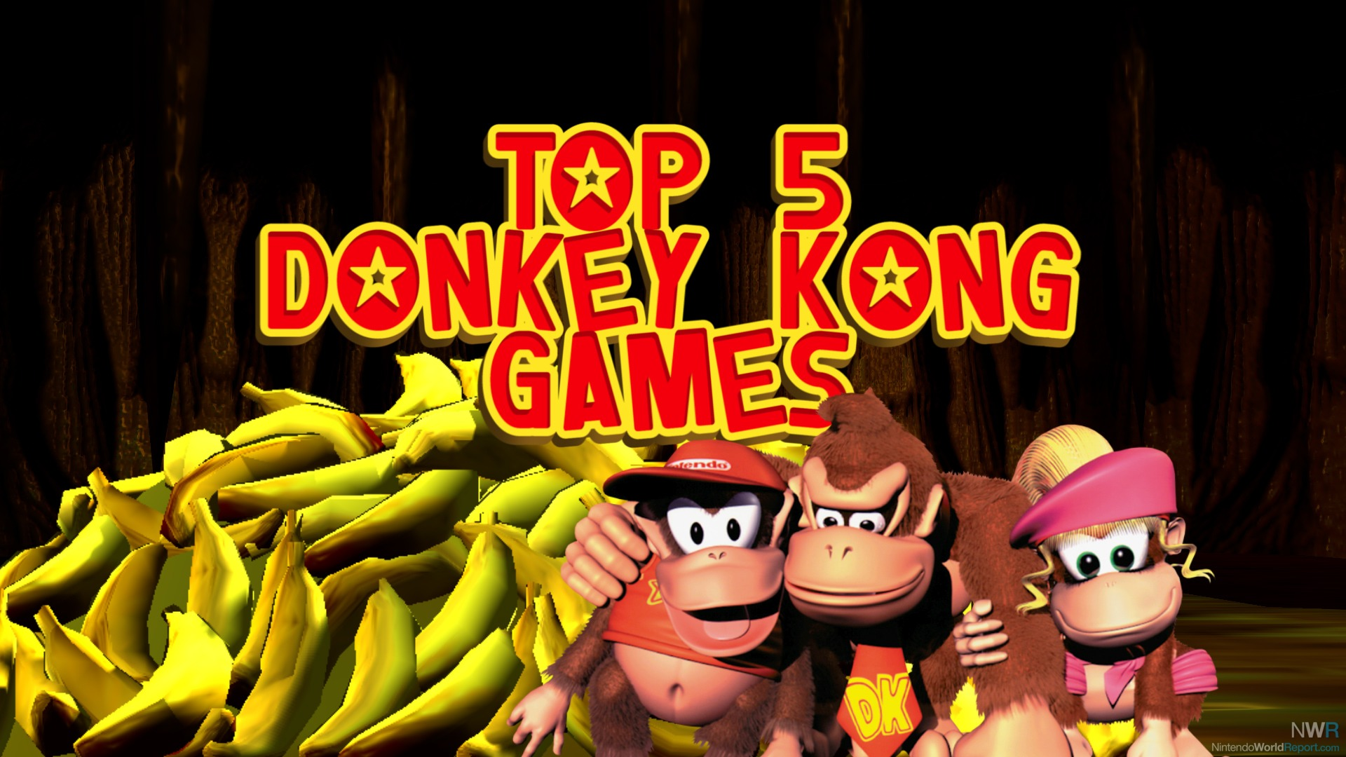 d37e5bef9b1 Top 5 Donkey Kong Games - Video - Nintendo World Report