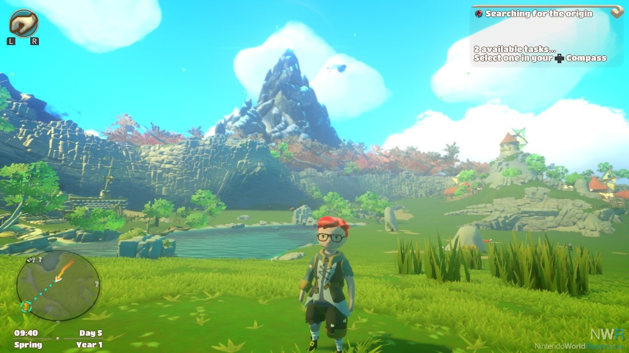 yonder the cloud catcher chronicles review review nintendo