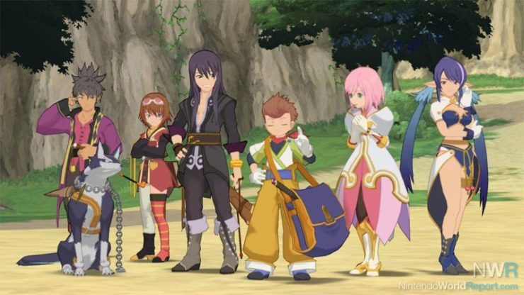 E3 2018: Tales Of Vesperia Definitive Edition Announced