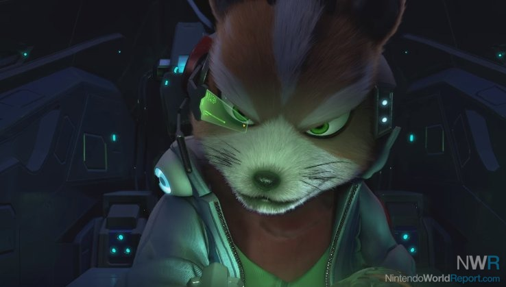 Star Fox is coming to Ubisoft's space game Starlink
