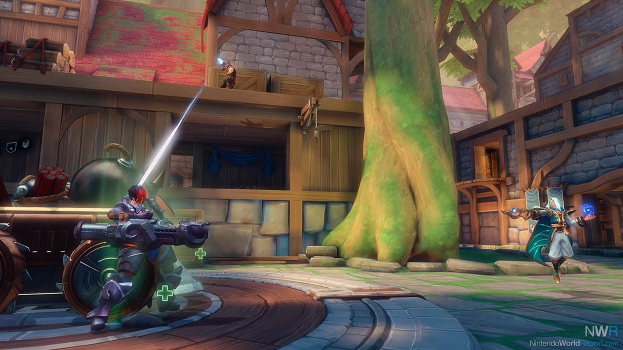 Paladins: Champions of the Realm Review - Review - Nintendo World Report