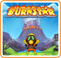 Burnstar Box Art