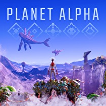 Planet Alpha Box Art