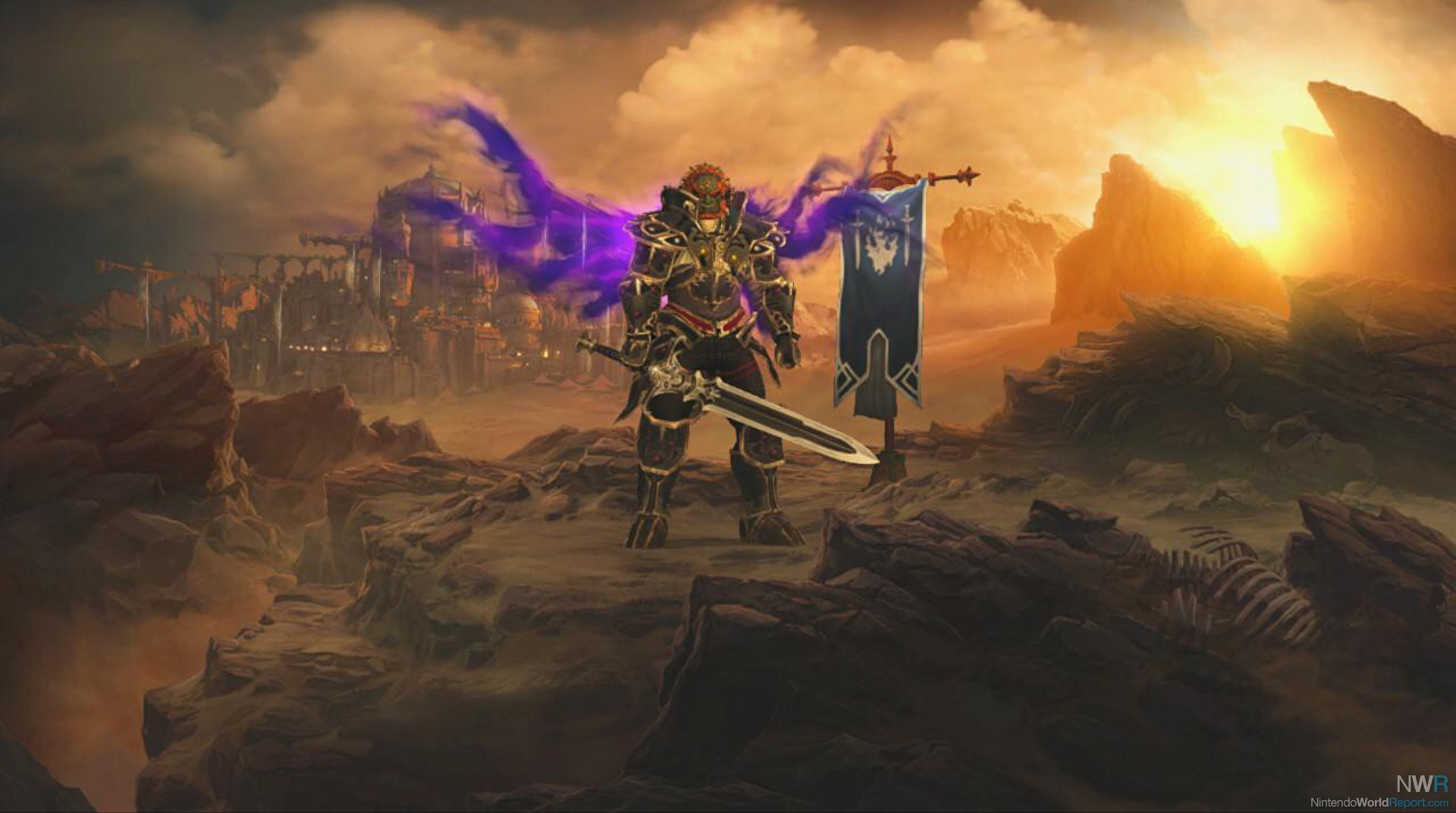 Diablo 3 Leaked For Switch, Will Offer Nintendo Exclusive Cosmetics