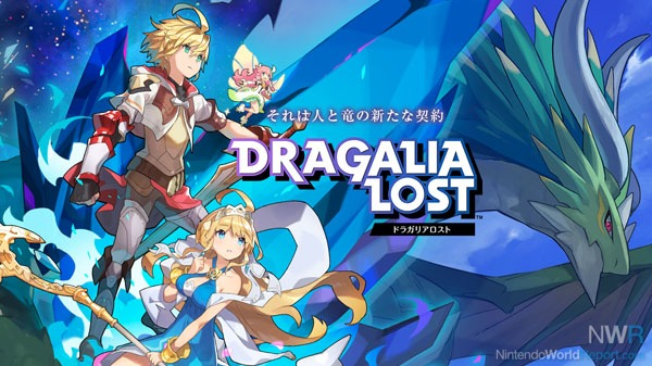 Nintendo's Mobile Game Dragalia Lost Detailed, Pre-Registration Now Live