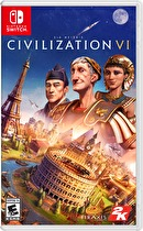 Civilization VI Box Art
