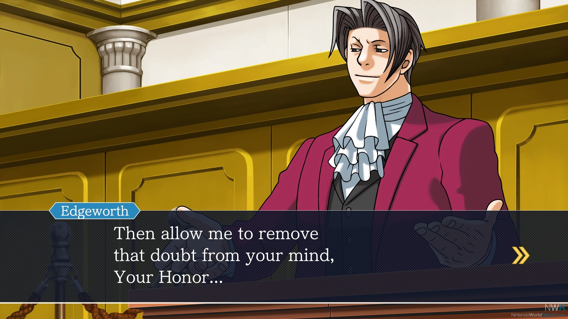 Three Reasons Why Ace Attorney Trilogy Rules Editorial