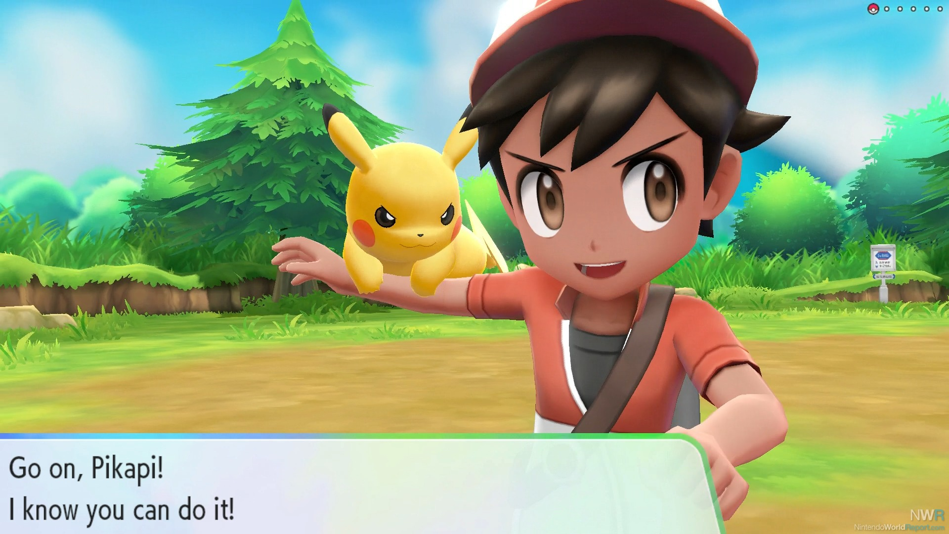 Pokemon Let S Go Pikachu And Eevee Review Review Nintendo
