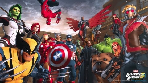 Marvel Ultimate Alliance 3 revealed, and it's only on Switch