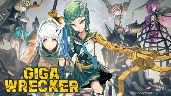 Giga Wrecker Alt. announced for PS4, Xbox One, and Switch