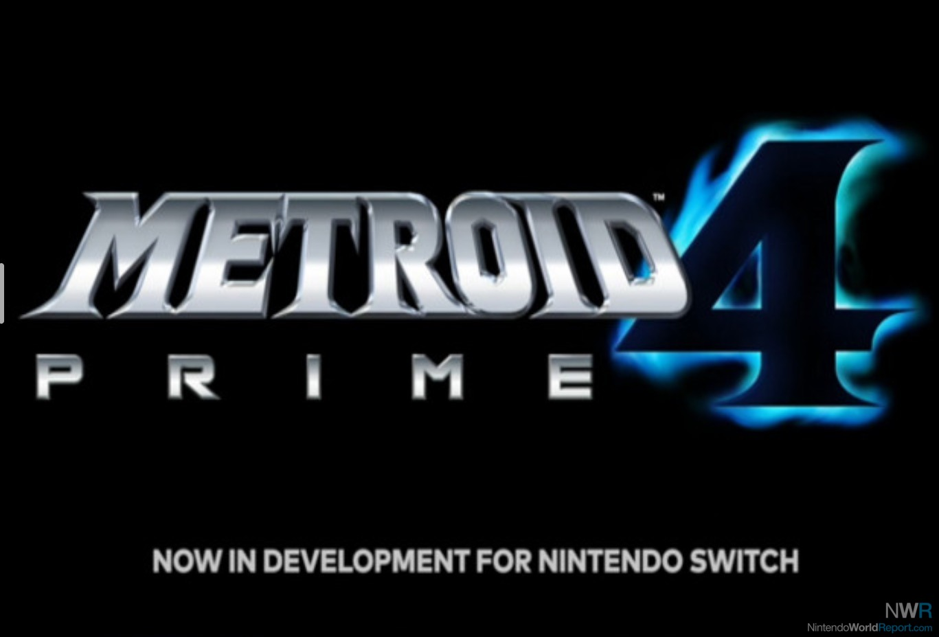 Nintendo to hit the reset button on Metroid Prime 4