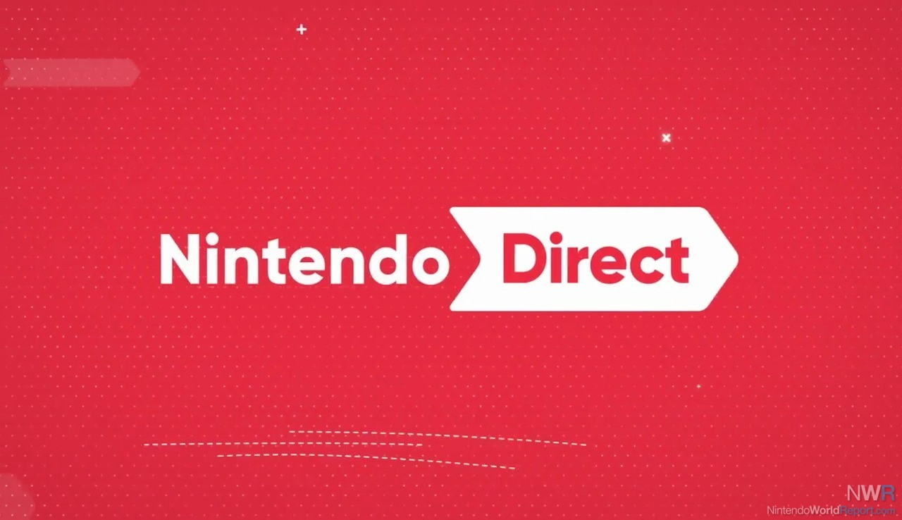 Nintendo Direct To Air Tomorrow