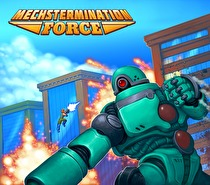 Mechstermination Force Box Art
