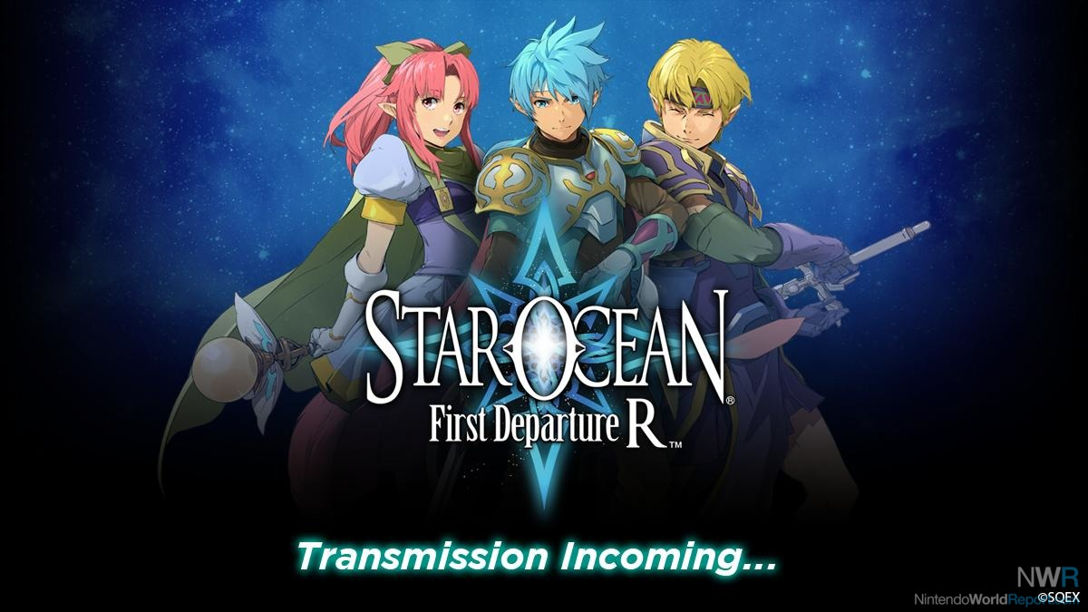 Square-Enix bringing Star Ocean: First Departure R to Switch