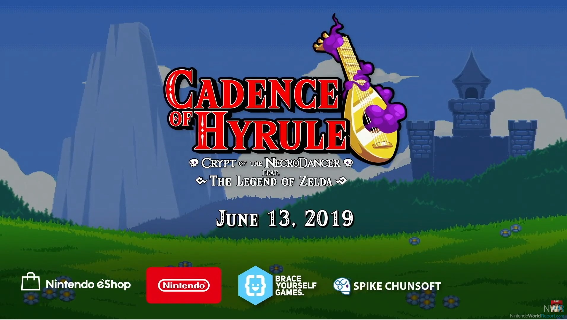 Cadence of Hyrule Launches on June 13 - News - Nintendo