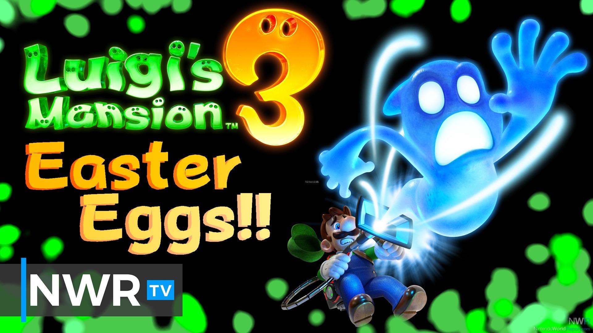 Luigi's Mansion 3 has a few Next Level Games Easter Eggs - News ...