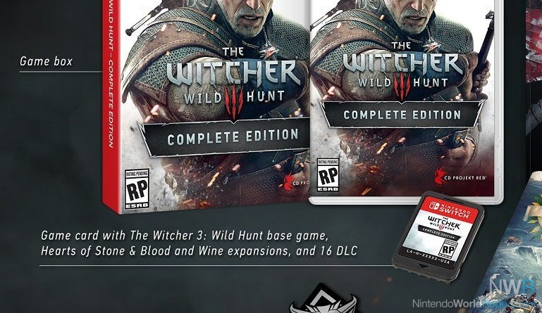 The Witcher 3: Wild Hunt Complete Edition Uses Roughly 32 GB of Storage - News