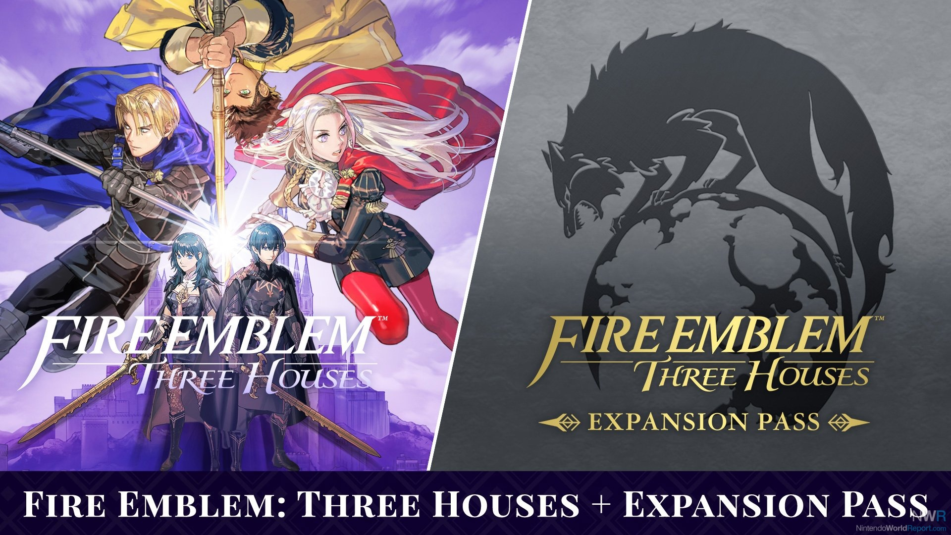 Expansion Pass Announced For Fire Emblem Three Houses News