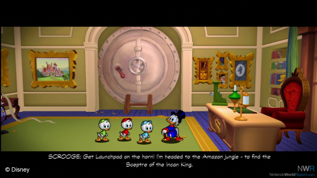 DuckTales: Remastered will be pulled from sale tomorrow