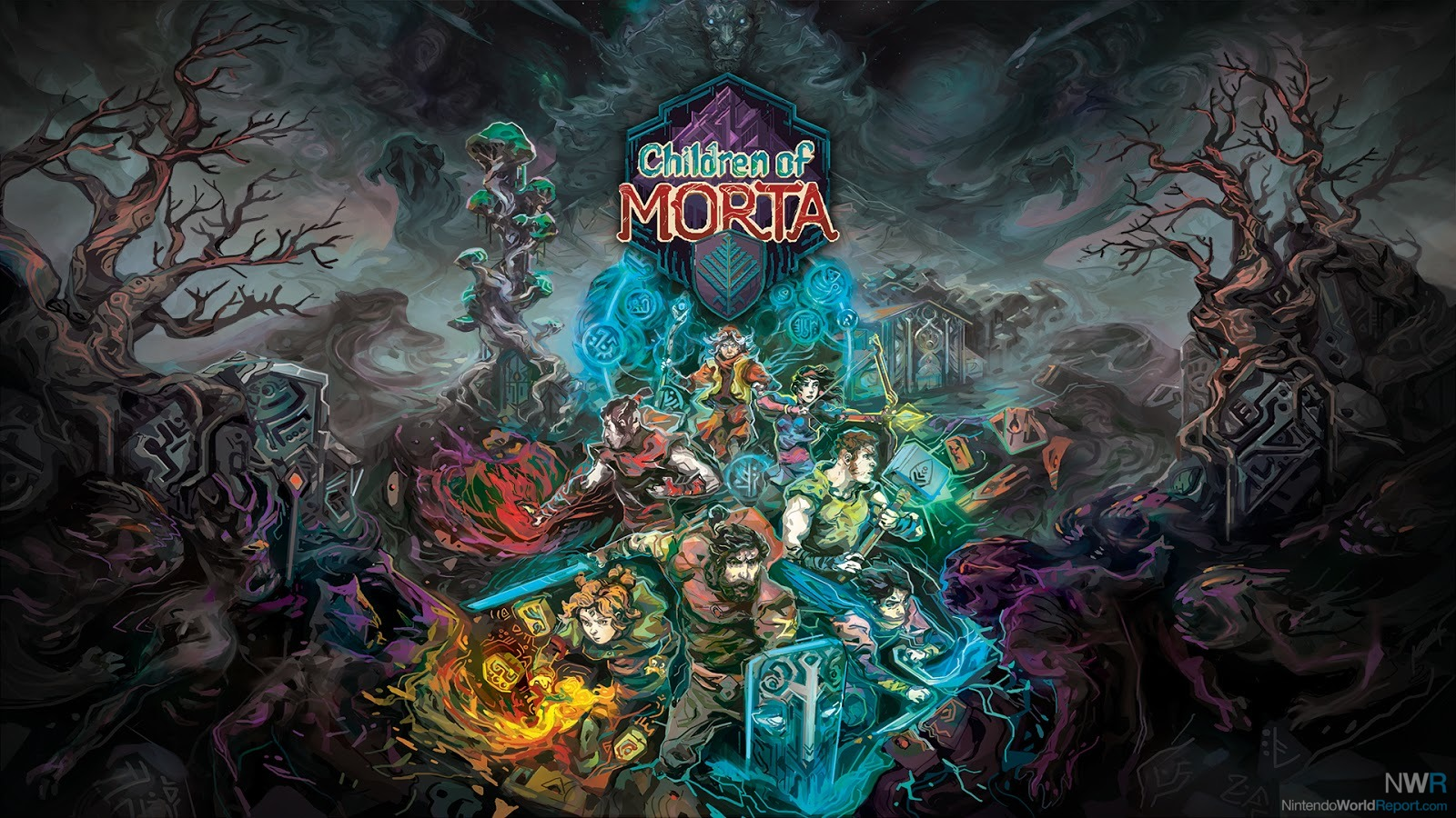 Children of Morta will release this September 2019