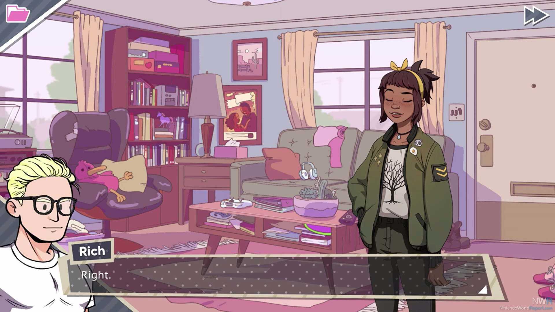 Dream Daddy Review - Review - Nintendo World Report