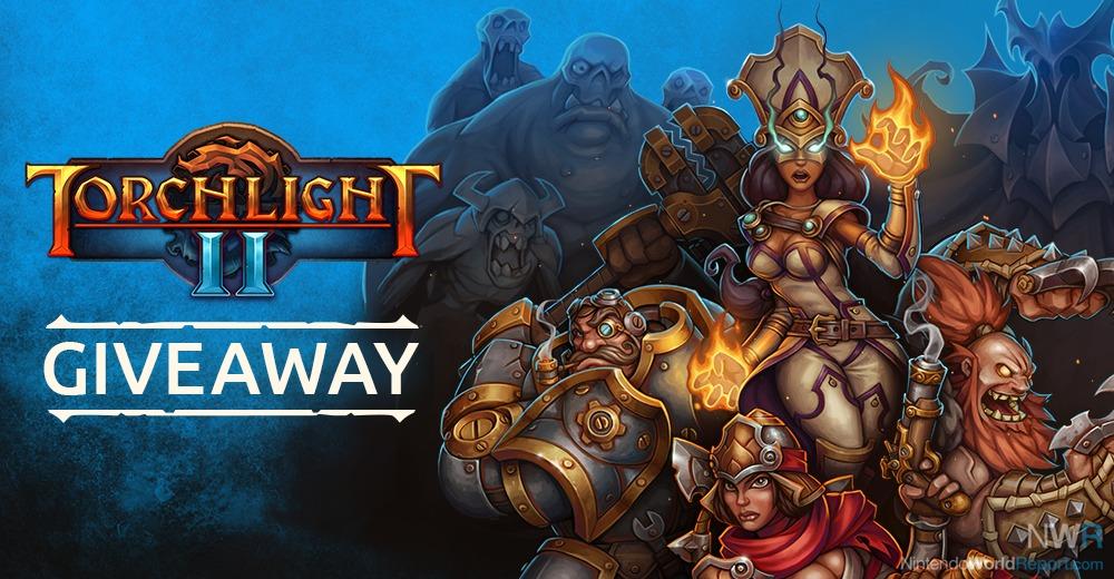 Win a NA eShop code for Torchlight II! - Contest