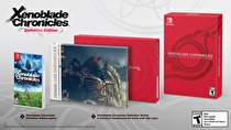Xenoblade Chronicles: Definitive Edition Box Art