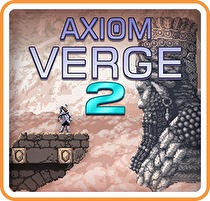 Axiom Verge 2 Box Art