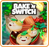 Bake 'n Switch Box Art