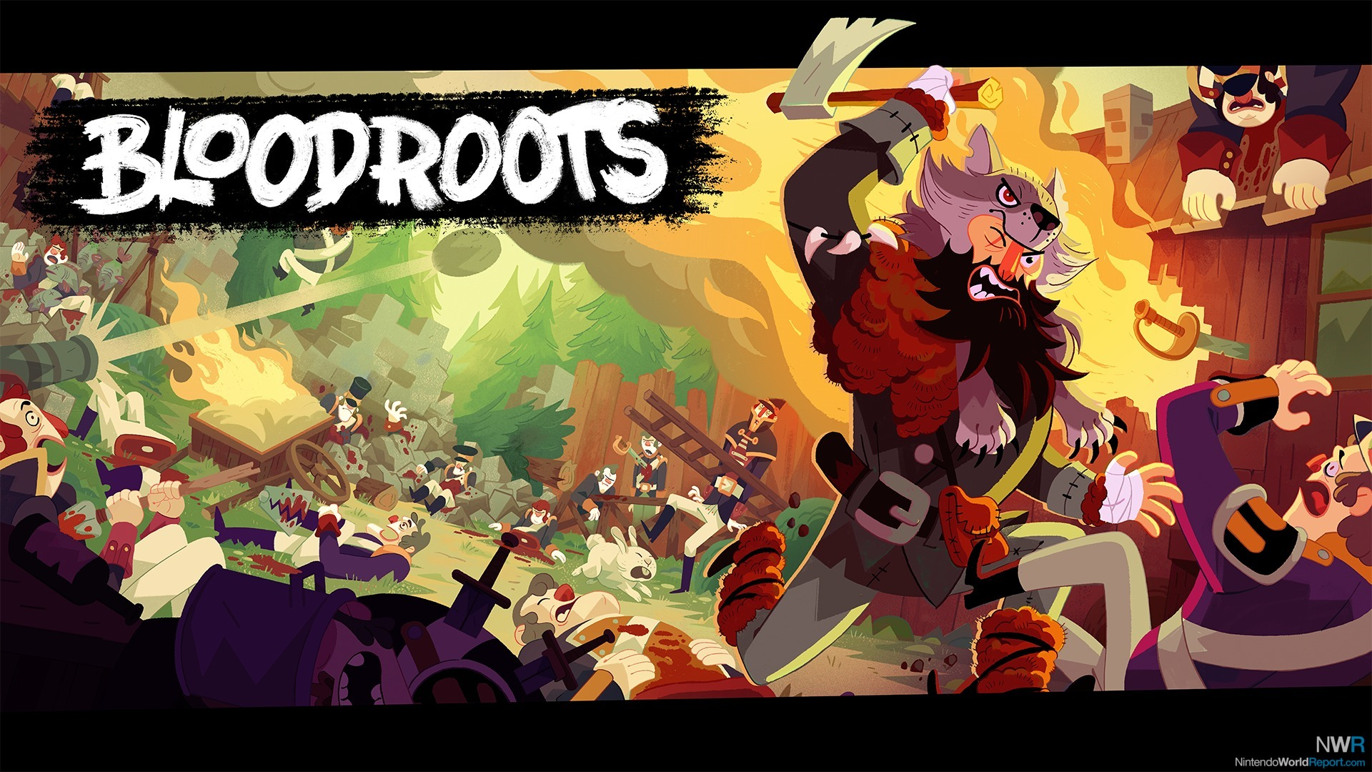 Bloodroots launches February 28
